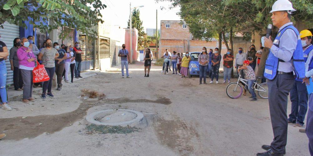 Arrancan obras de rehabilitación de tomas de agua en Margaritas