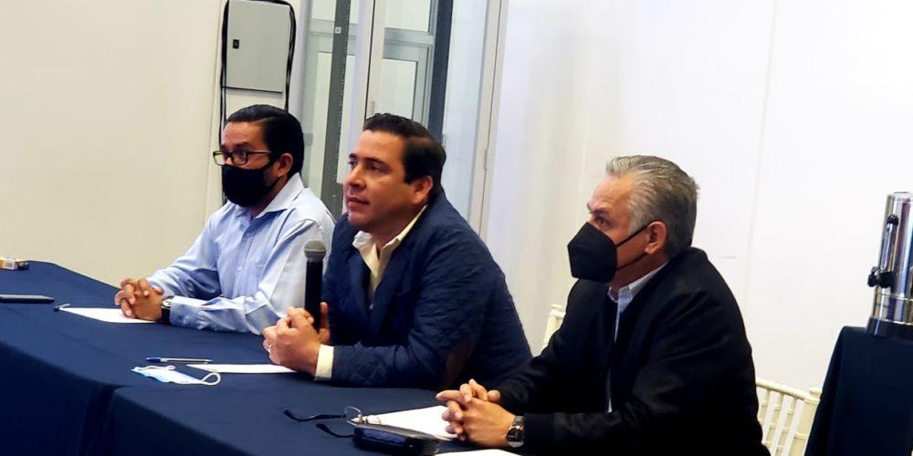 Se reúne dirigencia del PAN con empresarios de Aguascalientes