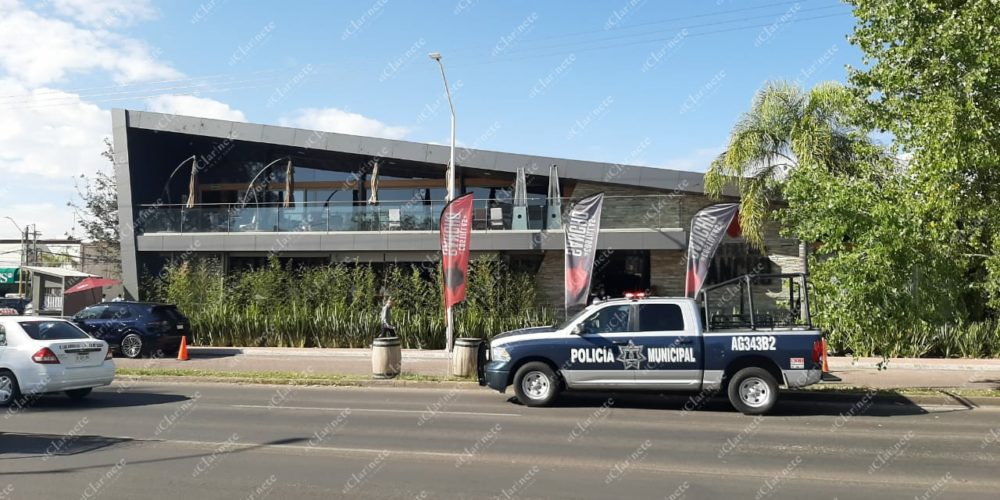 Asaltan a cliente en restaurante del norte de la ciudad de Aguascalientes