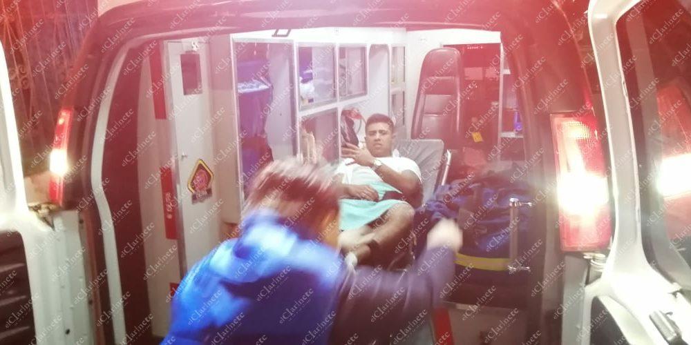 Se resistió a un asalto y fue baleado en Galerías