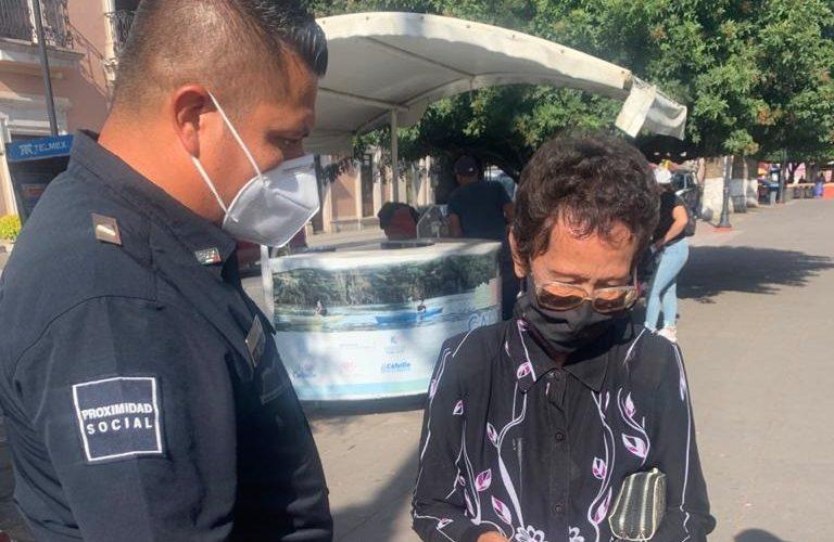Calvillo participa en programa para prevención de extorsión y secuestro virtual