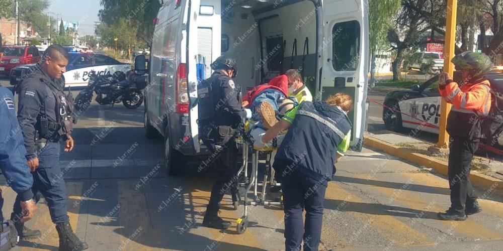 Motociclista y su pareja agonizan tras ser impactados por un vehículo en Colosio