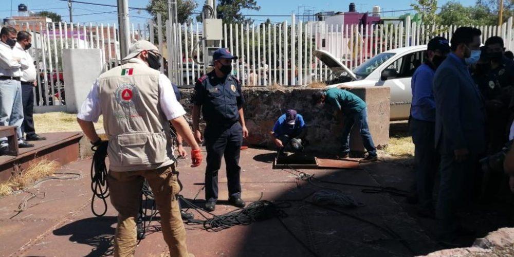 Suspenden búsqueda de personas en predio de Aguascalientes; no se encontraron restos