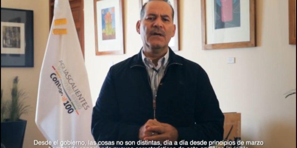 Llama Martín Orozco a acatar medidas de prevención del Covid-19
