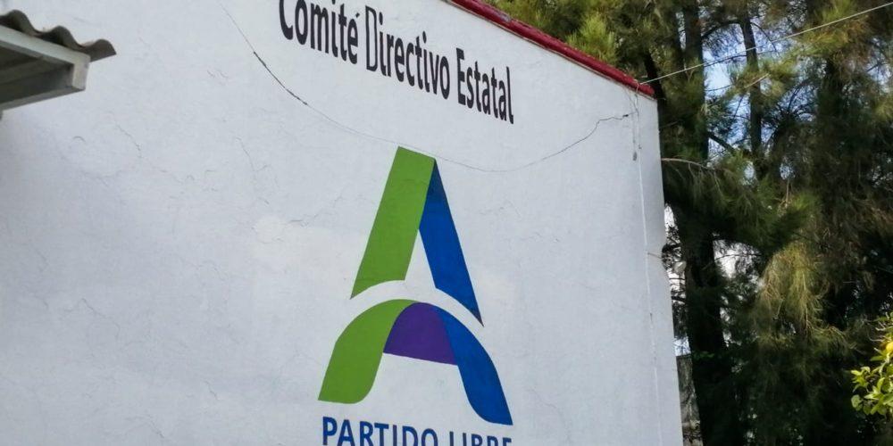 Puertas del Partido Libre de Aguascalientes están abiertas: Pérez