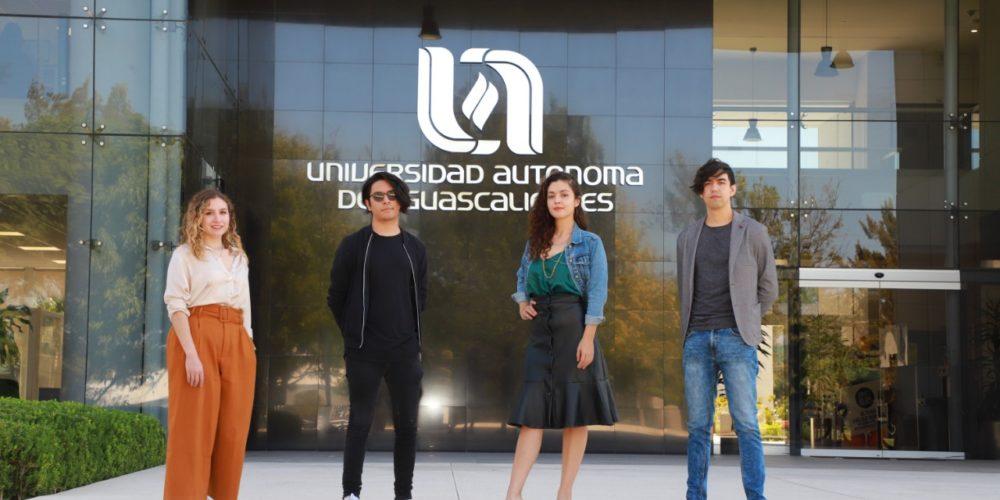 Alumnos de la UAA ganan competencia nacional de Infonavit