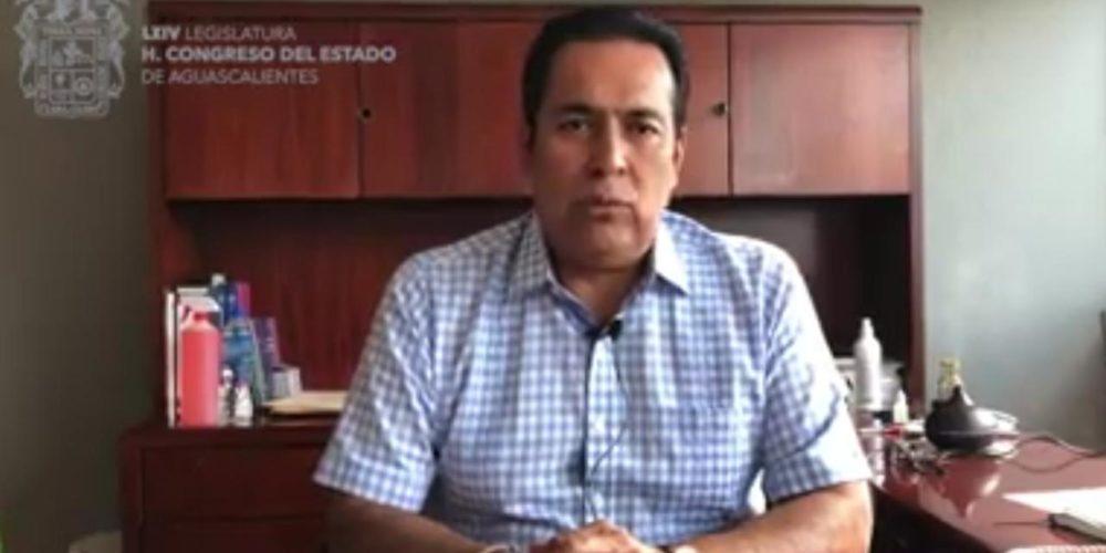 Suspenden sesión del próximo jueves en Congreso del Estado ante posible brote de Covid