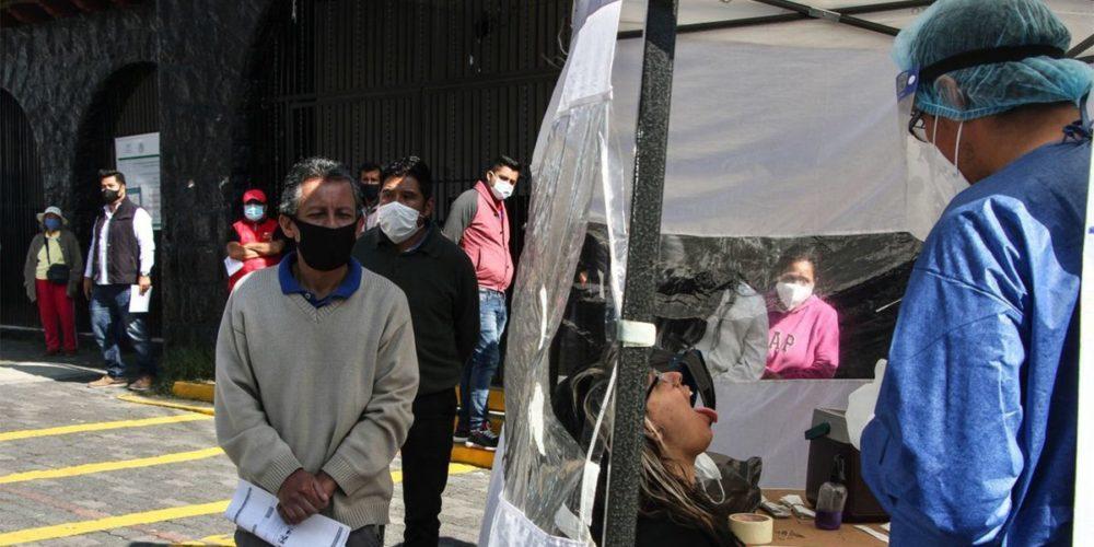 suman 86,893 muertes y 860,714 casos de contagios por coronavirus en México