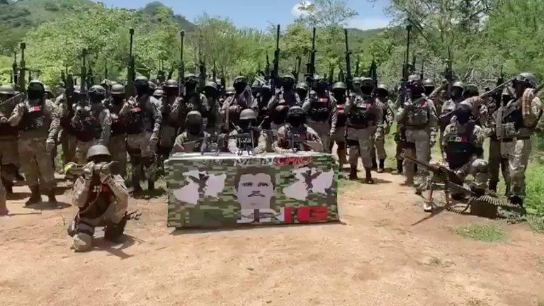 Carteles de la droga mexicanos dominan tráfico de cocaína en Colombia
