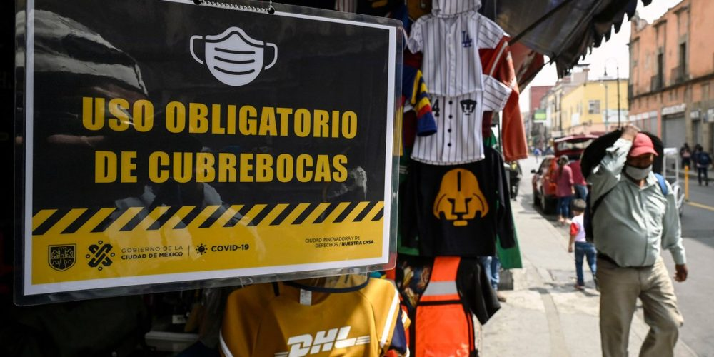 Ya hay 78,492 muertos por coronavirus en México