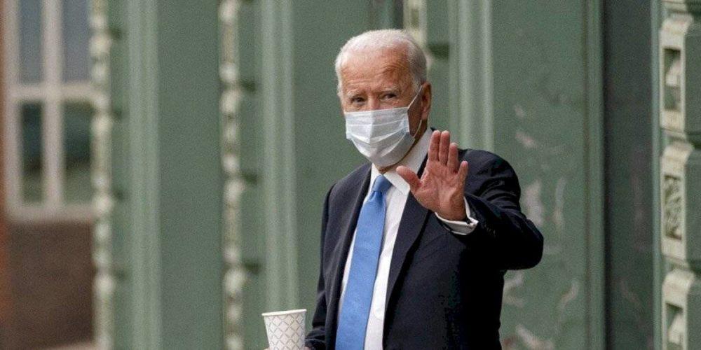 Joe Biden da negativo a Covid-19