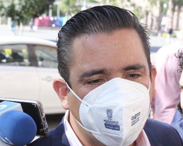 Buscará Báez a diputados federales de Morena para recuperar recursos de Aguascalientes