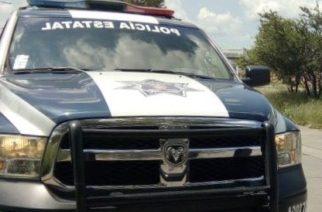 Se accidentan 3 cadetes y 1 policía en El Llano, Aguascalientes