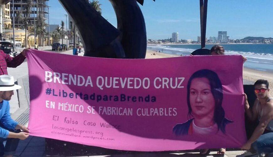 Celebra ONU liberación de Brenda Quevedo Cruz tras once años de prisión