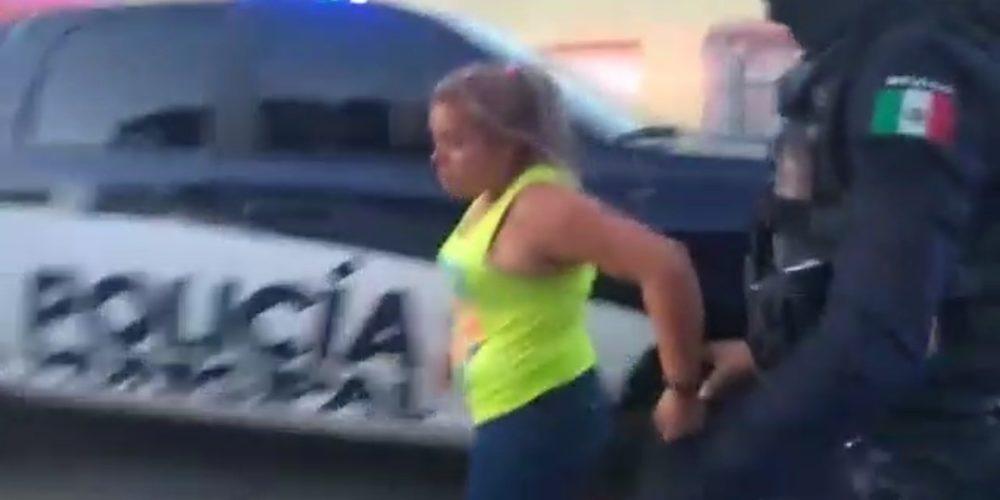 (Video) Asaltan negocio y amarran a empleadas en El Rosedal; los atrapan
