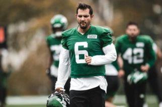 El mexicano Sergio Castillo debuta en la NFL con New York Jets