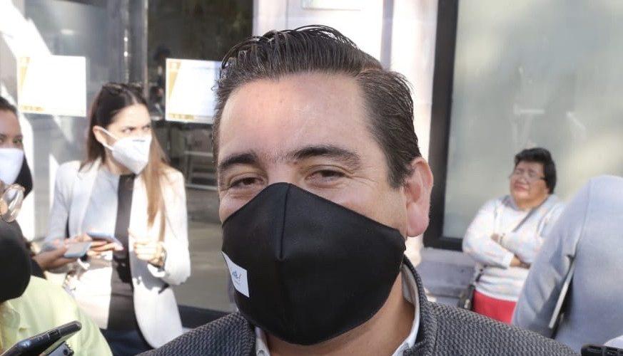 Reynoso Femat no distrae al PAN: Báez
