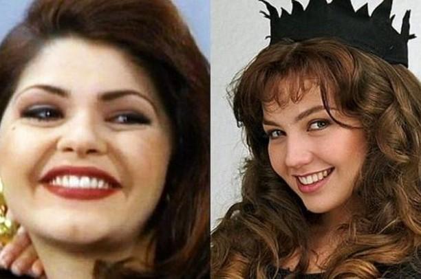 "Al estilo de Soraya Montenegro, Thalia ""desgreña"" a Itatí Cantoral"