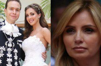 La razón por la que Angélica Rivera no fue a la boda de Anahí ¿Sabía que Manuel Velasco era amante de su esposo?