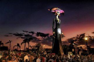 Estiman economistas en 200 mdp  pérdidas por cancelación del Festival de Calaveras