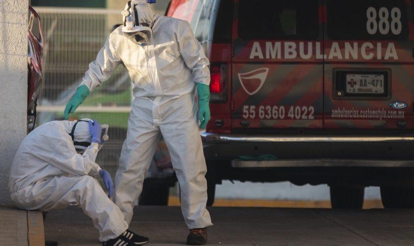 México suma 852 mil 227 casos y 86 mil 167 muertes por Covid-19