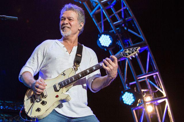 Muere el guitarrista Eddie Van Halen a los 65 años de edad