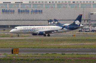 Autorizan a Aeroméxico el despido de 766 trabajadores