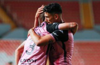 Necaxa vence al Toluca 3-2