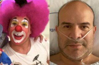 Platanito mejora su salud y sale del hospital