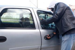 Baja incidencia de robo de autos en casi 30%