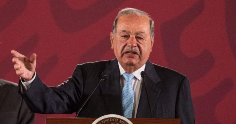 Propone Carlos Slim jubilación hasta los 75 años