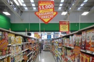 Ventas en tiendas de autoservicio se  recuperan en 2.6%