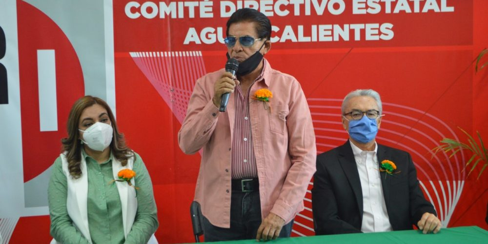 Rinde homenaje @PRIAguas al exalcalde Adrián Ventura