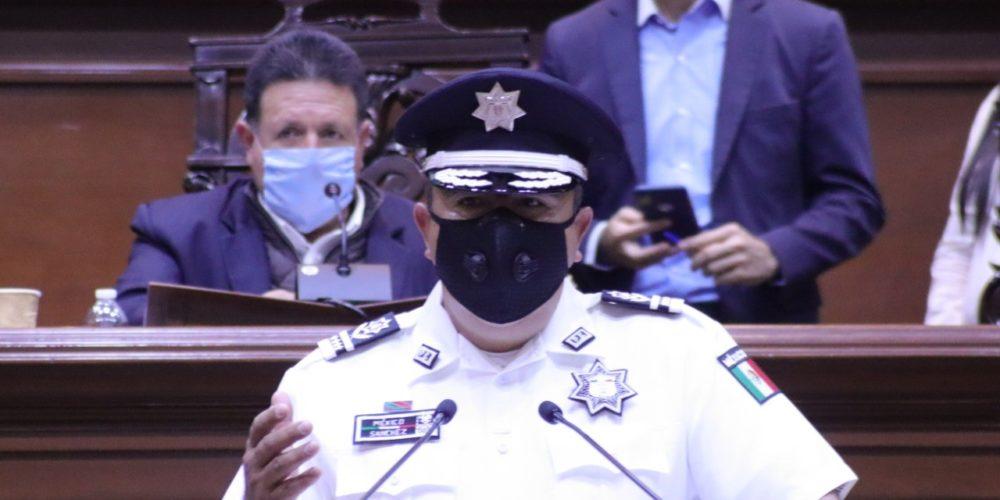 Asegura Sánchez Mendoza que delitos van a la baja en Aguascalientes