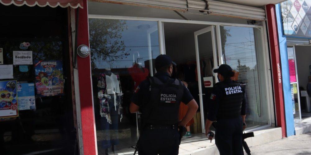 Detienen a asaltantes en Santa Anita