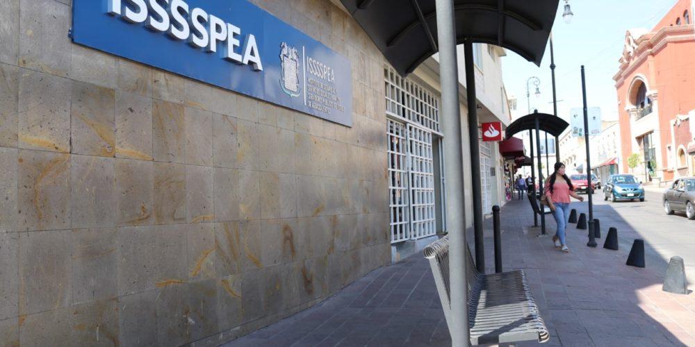 Alerta ISSSSPEA por fraudes a burócratas mediante gestiones