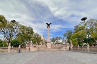 Se mantiene cielo parcialmente nublado en Aguascalientes