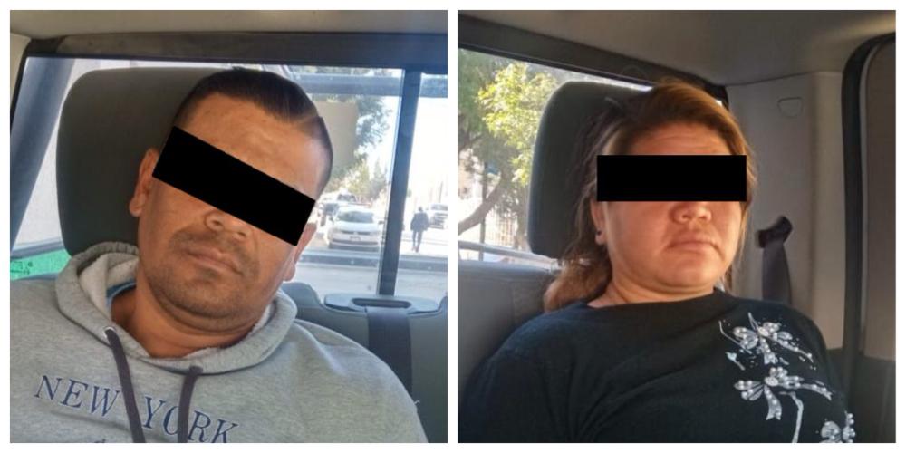 Yesenia e Iván golpearon a una sexagenaria en Tepezalá