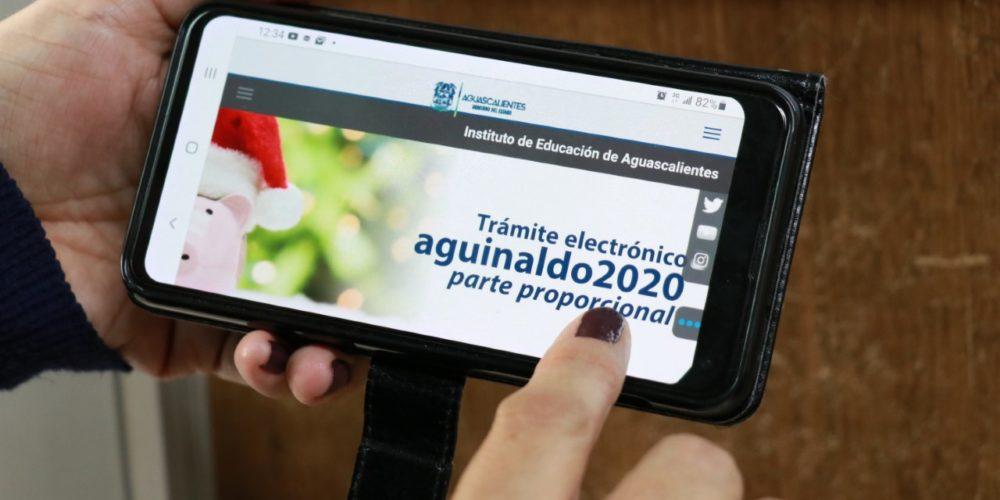 IEA facilitará trámites para reclamo de aguinaldos