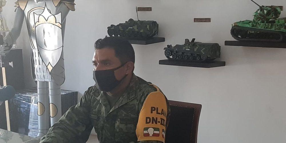 Defraudadores se hacen pasar por personal del Ejército para ofrecer vacantes en la milicia