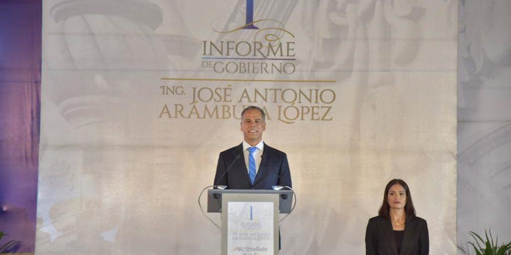 Encabeza Toño Arámbula un gobierno cercano y de resultados para la ciudadanía