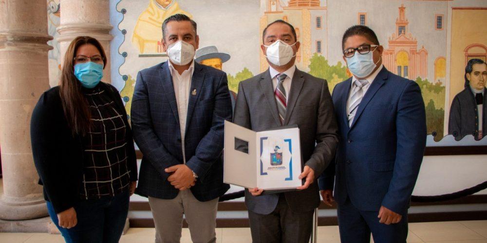 Habrá beneficios a contribuyentes en Rincón de Romos