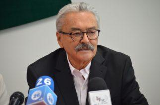 Gobierno federal apuesta por obras faraónicas que no hizo el PRI: Muñoz