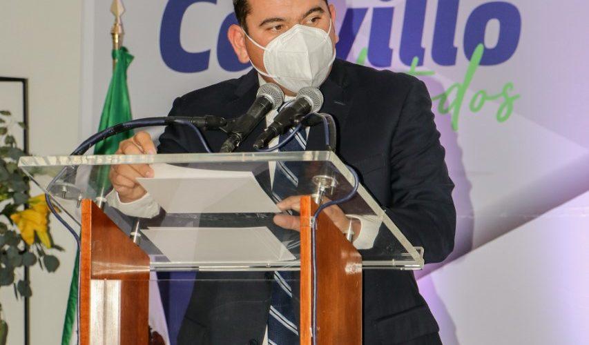 De la mano sociedad y gobierno por un mejor Calvillo: Valdivia