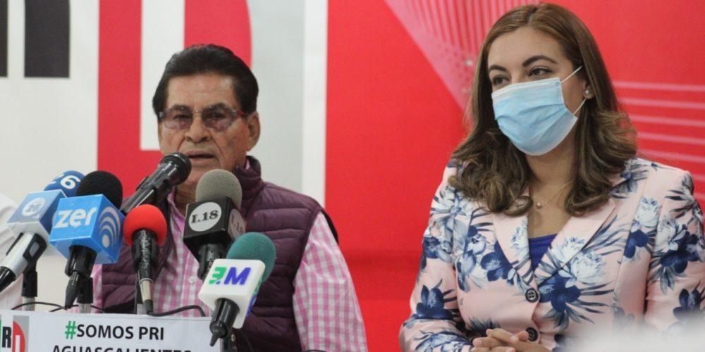 Descarta PRI Aguascalientes echar campanas al vuelo para elecciones del 2021