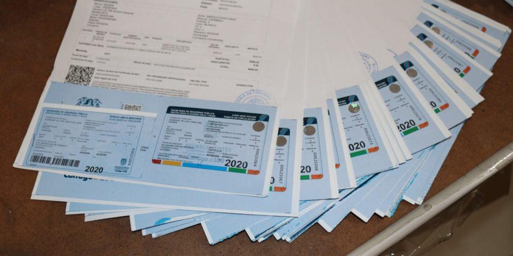 Implementa SEFI cambios en entregas de tarjetas de circulación
