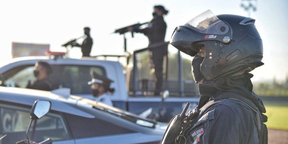 JM invierte más de 3 mdp en patrullas y equipo para policías