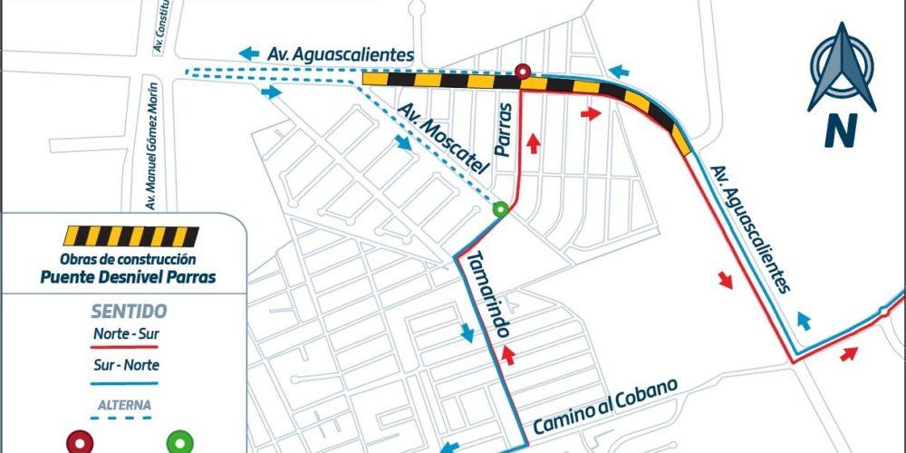 Habrá ajustes en recorridos de rutas de camiones 8 y 40
