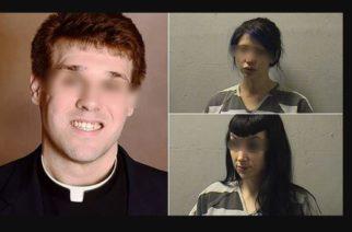 Detienen a sacerdote por protagonizar trío en el altar de una iglesia