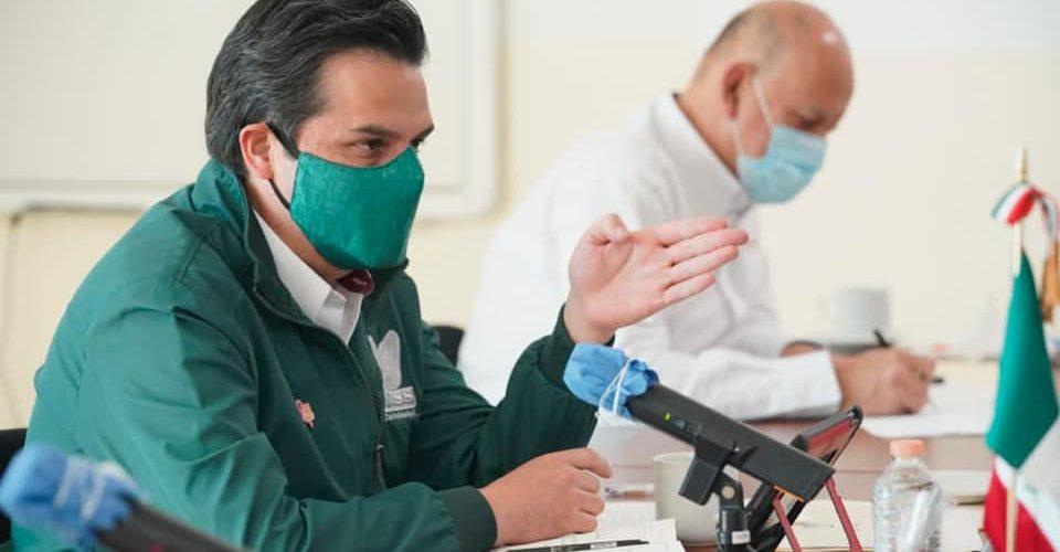 Aumentarán capacidad hospitalaria de Aguascalientes a 211 camas